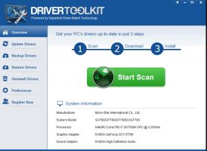 Driver Toolkit 8.5 License Key