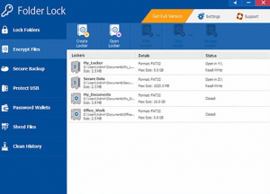 Folder Lock 7.7.8 Crack + Serial Key Full Download [Latest Version]