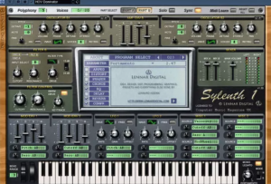Sylenth1 3.067 Crack License Keys Free Download