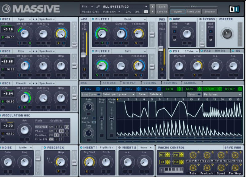Native Instruments Massive 1.5.5 Crack Torrent Full Version Free Download