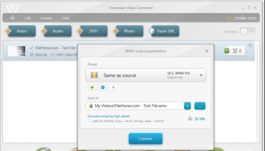 Freemake Video Converter Crack 4.1.10.521 + Serial Key Free Download