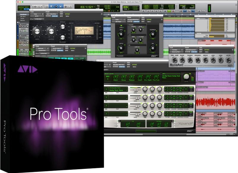 Avid Pro Tools Crack + Torrent Download {Win + MAC}