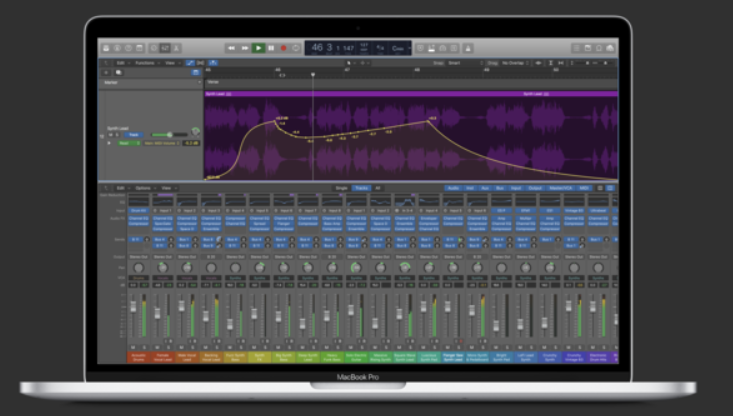 Logic Pro x Torrent with Crack Full Free Download [2020]
