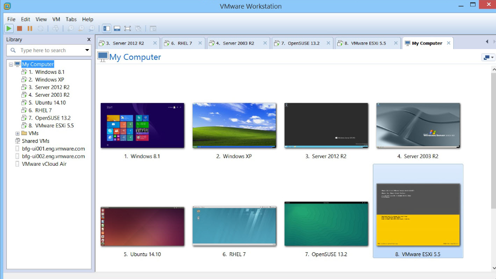 VMware Workstation 16.2.0 key + Cracked Full Version