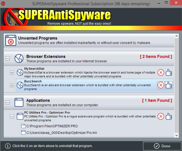 SUPERAntiSpyware Pro 8.0.1050 Key With Crack 2019 [Latest]