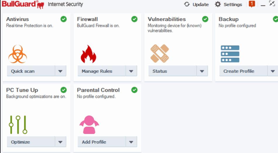 BullGuard Antivirus 2020 Crack License Key 2020