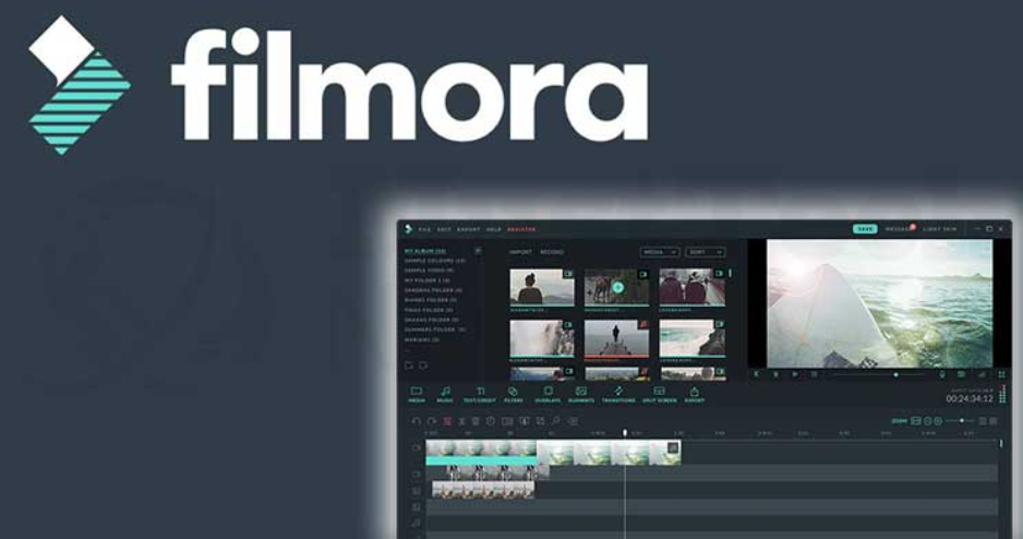 filmora sound effects