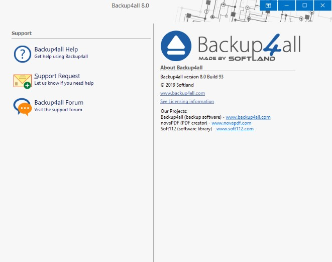 Backup4all Pro Crack Full Version + Serial Key Free Download