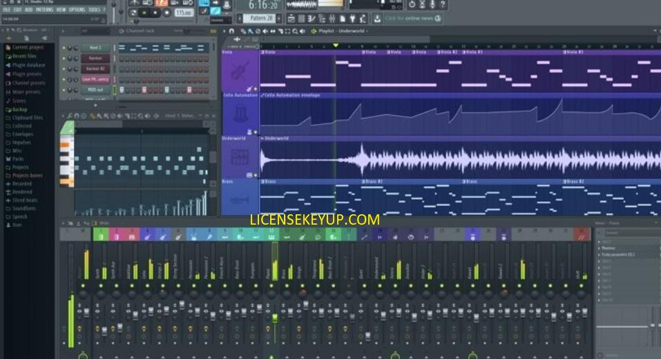 FL Studio 12 Crack + Torrent Full Version Free Download 2020