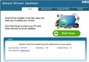 Smart Driver Updater Crack Full + License Keygen {Win + Mac}
