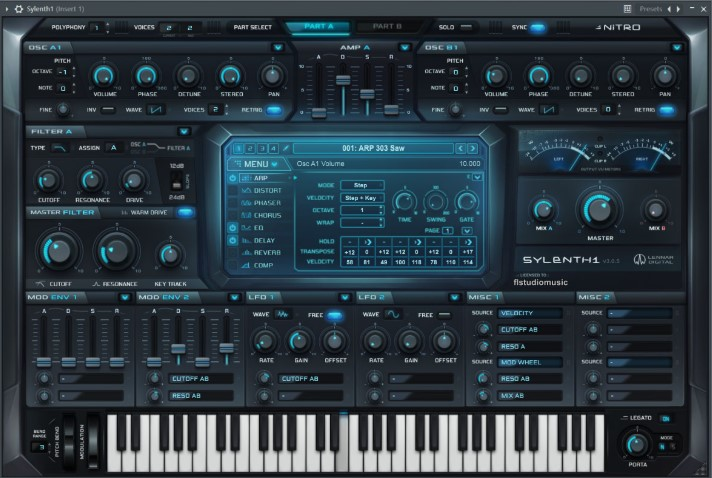 Sylenth1 Crack With Keygen Full Version {Mac + Win} Latest