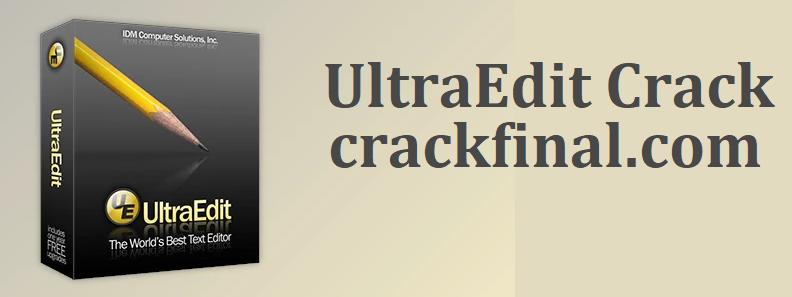 UltraEdit 28.1 Crack + Serial Key Free Download (Keygen)