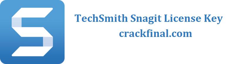 TechSmith Snagit License Key + Full Crack [Patch + Keyegn]