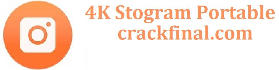4K Stogram Portable + Professional 3.4.0.3550 Keys [Latest]