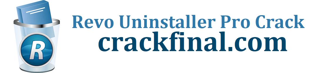 Revo Uninstaller Pro 4.4.5 Crack + License Key 2021 [Latest]