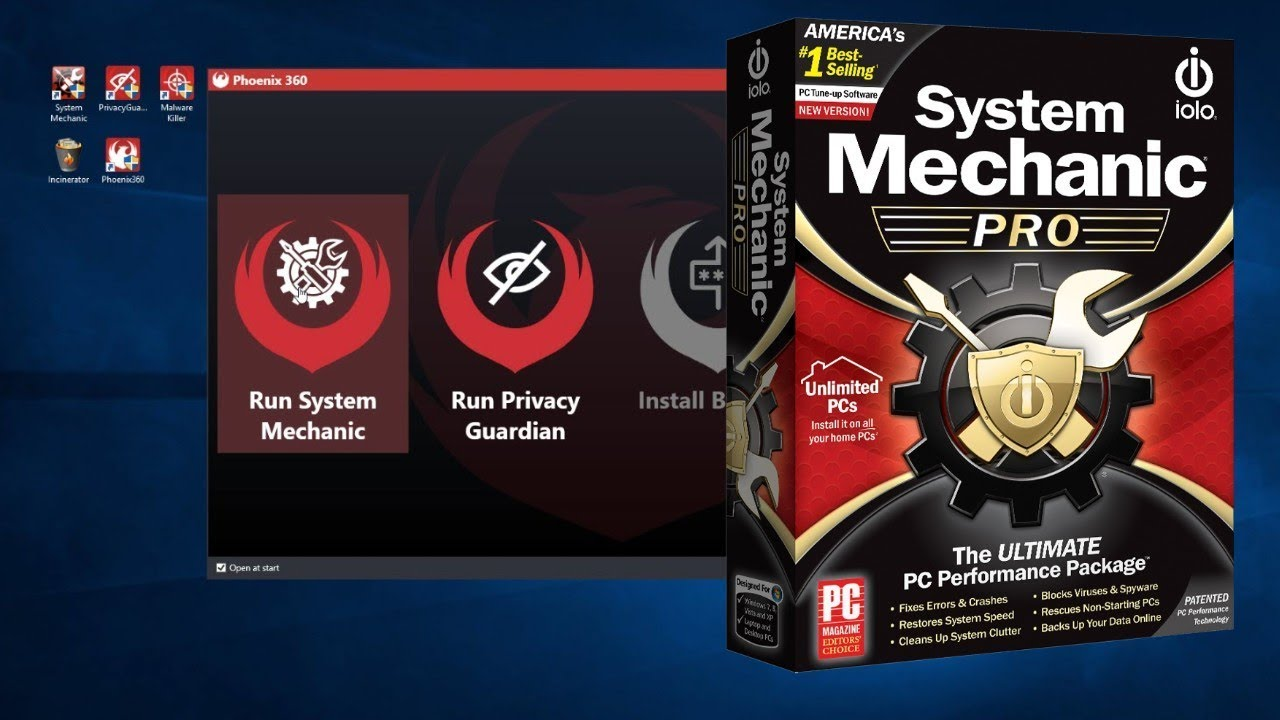 System Mechanic Crack With Activation Key Full [2022]
